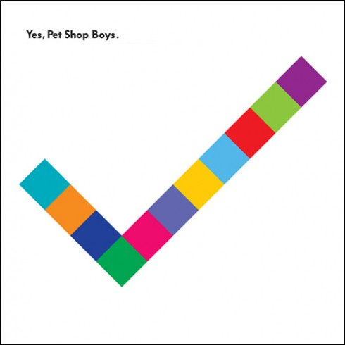 Yes, the 10th studio album by Pet Shop Boys