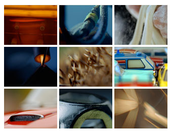 Discovery HD Seven idents
