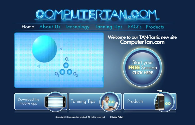 Computertan.com: tan-tastic!