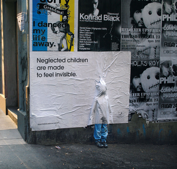 Australian Childhood Foundation: Invisible