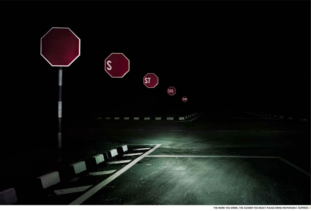 Guinness: Road Signs