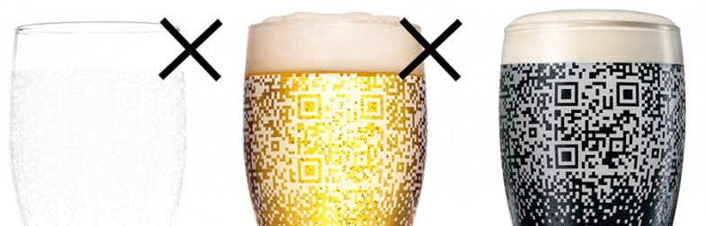 Qr Guinness experience