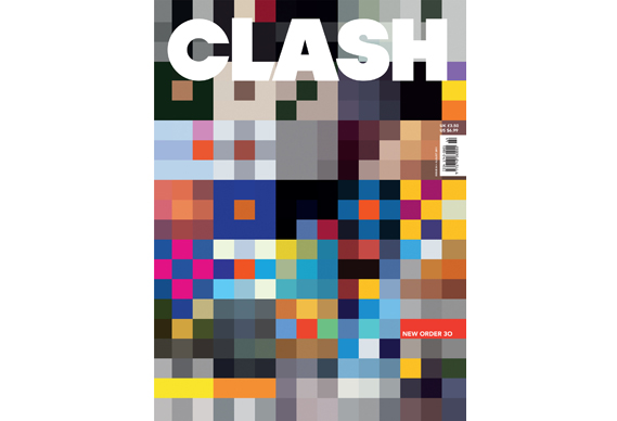 Brand New Order cover per Clash