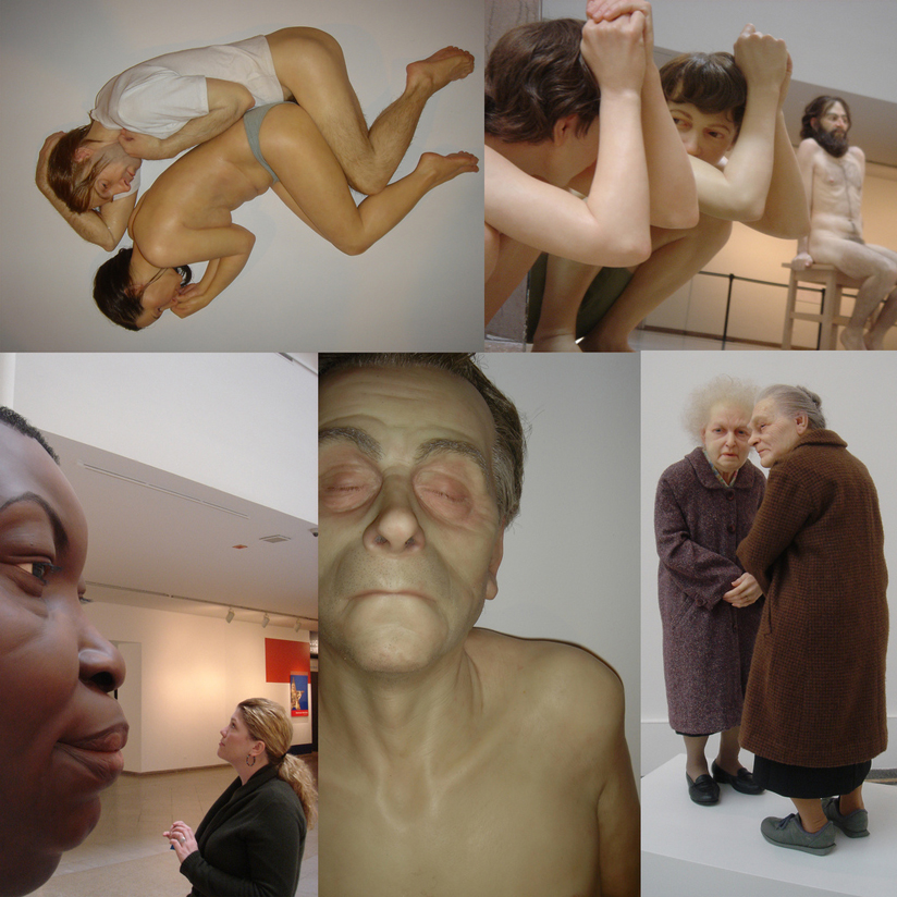 Ron Mueck 3