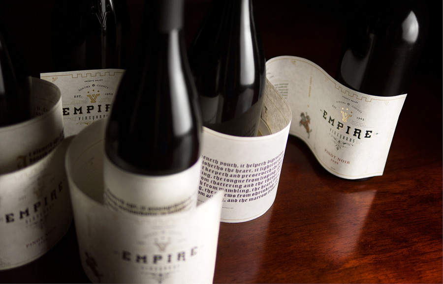 Empire Vineyards by Fred Carriedo at mr-cup.com