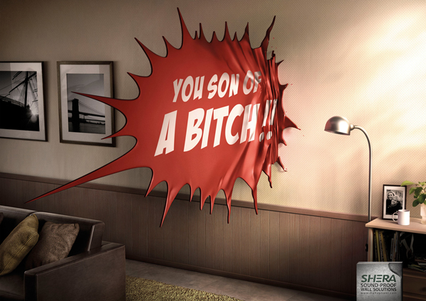 Most popular award winning print advertisements 24